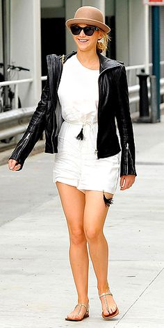 Jennifer Lawrence - I didn't know her much until after The Hunger Games but she has some seriously great taste in style