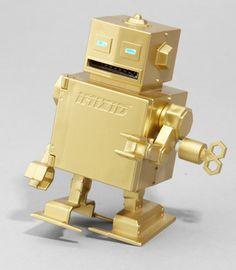 Roboto USB Hub from FredFlare