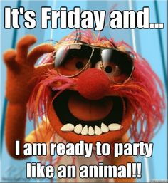 #Party! #Friday #weekend!