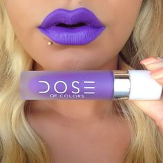 Image uploaded by POSH GIRLS! Find images and videos about beauty, makeup and lips on We Heart It - the app to get lost in what you love. Makeup Goals, Makeup Tips, Hair Makeup, Pretty Makeup, Love Makeup, Lipstick Colors, Lip Colors, Matte Lipstick, Purple Lipstick