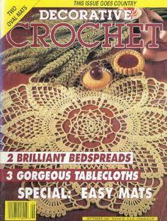 Decorative Crochet 23 - jurate - Álbuns da web do Picasa...FREE MAGAZINE!!