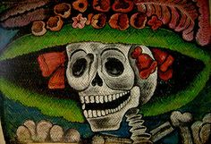 Day of the Dead… a uniquely Mexican Fiesta. Dead Images, Dead Pictures, Mexican American, Mexican Art, Mexico Day Of The Dead, Culture Day, Maya Civilization, Mexican Holiday, Craft Images