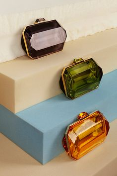 Trendy Handbags and Purses : Picture Description stella mccartney jewel bags Accessories Shop, Fashion Accessories, Fashion Jewelry, Stella Mccartney Clutch, Beautiful Bags, Hippie Style, Purses And Handbags, Unique Handbags, Vintage Handbags
