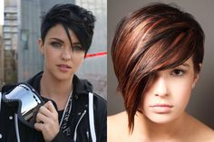 15 Short hairstyles for surprise: suggestions and ideas! - http://helenglavin.com/15-short-hairstyles-for-surprise-suggestions-and-ideas/691