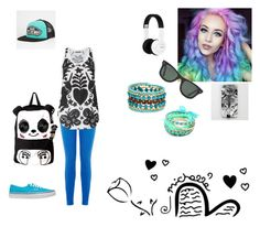 """""""Beautiful In Blue"""" by mizzinmeh on Polyvore"""