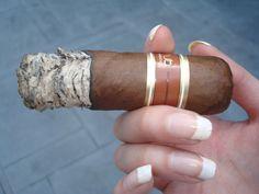 Cigar Chicks | Habano Nub 460 Cigar Review