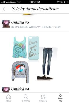 Little mermaid lovers here is a out fit for u