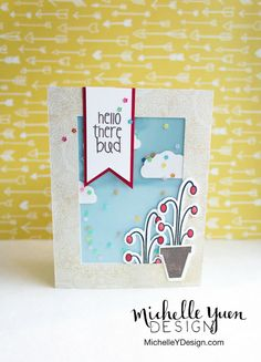 Petal Pushers - The Alley Way Stamps Video Hop + GIVEAWAY! — Michelle Yuen Design
