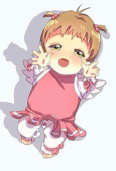 Un dia normal como siempre., Sakura se levanta temprano por que su hermano la va a despertar pero lo ...