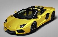 looking for a car as fast as snap? try this AVENTADOR LAMBORGHINI