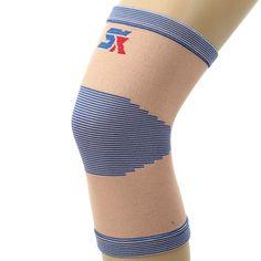 Breathable Elastic Knee Support Sports Leg Knee Sleeve Brace Wrap Protector Patella Guard
