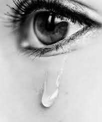 And God shall wipe away all tears from their eyes; and there shall be no more death, neither sorrow, nor crying, neither shall there be any more pain: for the former things are passed away. Photo Oeil, Crying Eyes, Crying Girl, Tears In Heaven, I Give Up, Pics Art, Beautiful Eyes, Pretty Eyes, Black And White Photography