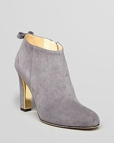 kate spade booties. a fancy affair. booties for fall 2013
