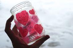sweet heart lanterns
