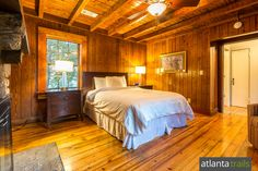FD Roosevelt State Park cabin review: historic cottage 1