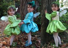 cute little fairy costumes