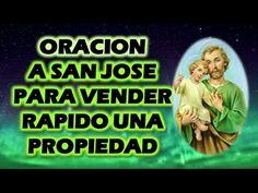 """ORACION A SAN JOSE PARA """"VENDER RAPIDO UNA PROPIEDAD"""" - YouTube"""