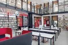 Stacja Kultura http://www.werandaweekend.pl/sprawdzone-miejsca/stacja-kultura-pociag-do-ksiazek #książki #book #books #stacjakultura #czytam #czytamy #biblioteka #kultura #Polska #weekend