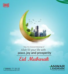Creative Advertising, Advertising Design, Advertising Campaign, Social Media Ad, Social Media Design, Happy Eid Al Adha, Eid Greetings, Asian Paints, Creativity Quotes