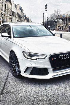 Audi RS 6   ©   AOI