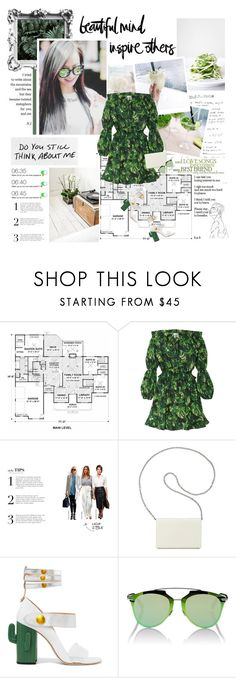 """""""it perfectly overcomes its beginning ... ♪"""" by followmiiin ❤ liked on Polyvore featuring Butter London, Spy Optic, Caroline Constas, Dorothy Perkins, Nine West, MR by Man Repeller and Christian Dior"""