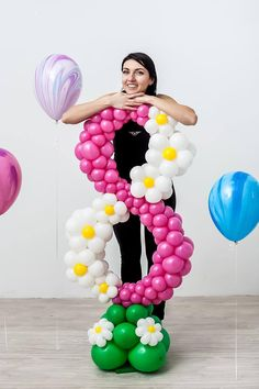I am a typical aero designer Balloon Pillars, Balloon Arch, Balloon Garland, Birthday Balloon Decorations, Birthday Balloons, Balloon Bouquet Delivery, Deco Ballon, Balloon Display, Deco Originale