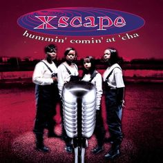 """MUSIC SCOOP: On this day 24 years ago #Xscape released their debut album """"Hummin Comin' At 'Cha!""""  What's your most fave track on the album? IceCreamConvos.com #MusicScoop #OnThisDay # IceCreamConvos"""