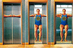 Gym ad in/on an elevator Guerilla Marketing, Marketing Tactics, Marketing Ideas, Ad Sports, Clever Advertising, Guerrilla, Park, Fitness, Status Quo