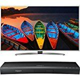 #10: LG 55-Inch Super UHD 4K Smart TV w/ webOS 3.0 (55UH7700) with Samsung 3D Wi-Fi 4K Ultra HD Blu-ray Disc Player - Shop for TV and Video Products (http://amzn.to/2chr8Xa). (FTC disclosure: This post may contain affiliate links and your purchase price is not affected in any way by using the links)