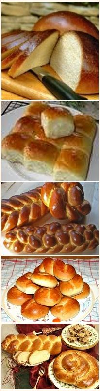 Portuguese Sweet Bread  aka Hawaiian Sweet Bread