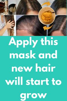 Apply this mask and new hair will start to grow This post is for you if you are worried about too much hair loss. No worries today I am going to share recipe of one hair mask that will not only stop hair loss but will also promote new hair growth For this you will need: -Half a banana -One egg yolk -A tablespoon of …