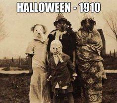 Halloween 1910