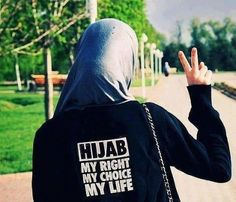 Dont judge...hijab is my right, choice and life