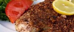 Below is my recipe for an easy to make yet delicious pecan crusted grouper.  I suggest serving my pecan crusted grouper with my cilantro-lime rice sin...
