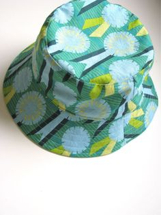 Summer Bucket Hat for Elliot - Made By Rae