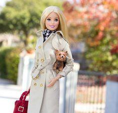 Si de elegancia, sofisticación y clase se trata, no hay nadie como la famosa Barbie. ¡Inspírate en su…