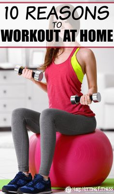 These are great reasons to skip the gym and workout at home instead. A few are crucial to me and why I prefer now to workout at home.