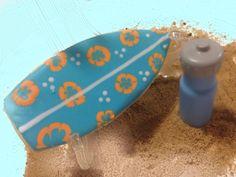 Prancha de Surf - Biscoito Decorados