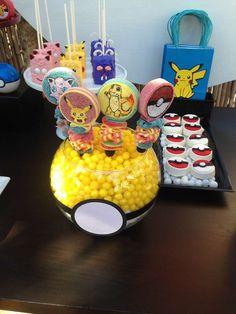 Derek's Pokemon Go Birthday Party  | CatchMyParty.com