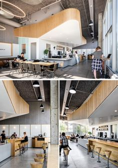 bfc49126d19a OFFICIAL Have Designed The Interior For Houndstooth Coffee In Austin