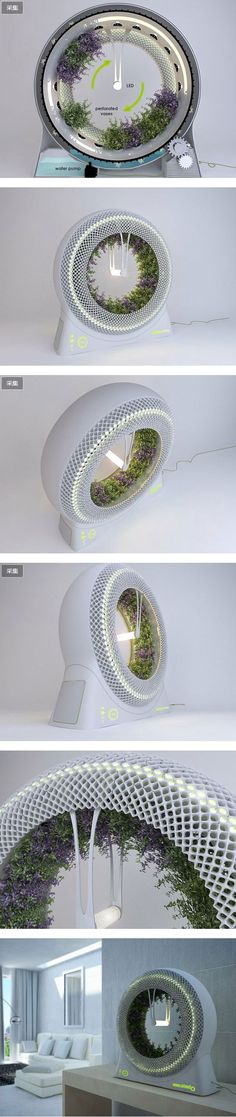 花瓣 Cool Gadgets, Indoor Garden, Design Model, Industrial Design, Cool Designs, Furniture Design, Design Inspiration, Layout, Concept