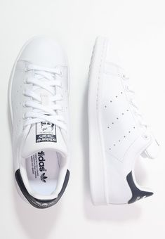 separation shoes d4abd 31d4b adidas Originals STAN SMITH - Baskets basses - run white new navy - ZALANDO.
