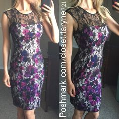 """French Connection Lois Lace Dress Size 4 Excellent Condition! Please make offers through the """"Offers"""" button only Sorry, no trades!!! French Connection Dresses"""