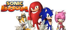 sonic boom characters amy - Google Search