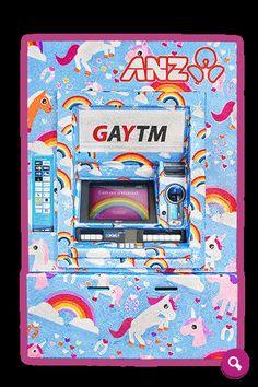 Unicorn Dream ATM
