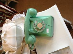 Old phone #vintage #love