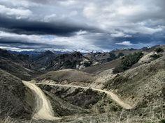 Paisaje Paseo alrededores Bariloche
