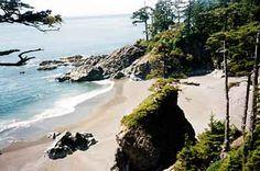 beautiful vistas and sand beaches