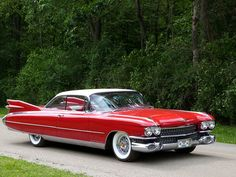 Cadillac Sixty-Two Coupe 1959