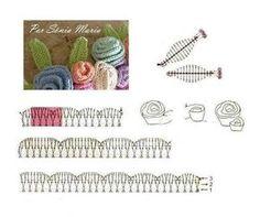 Botičky-tapulki pro děti háčkování - Perchinka63